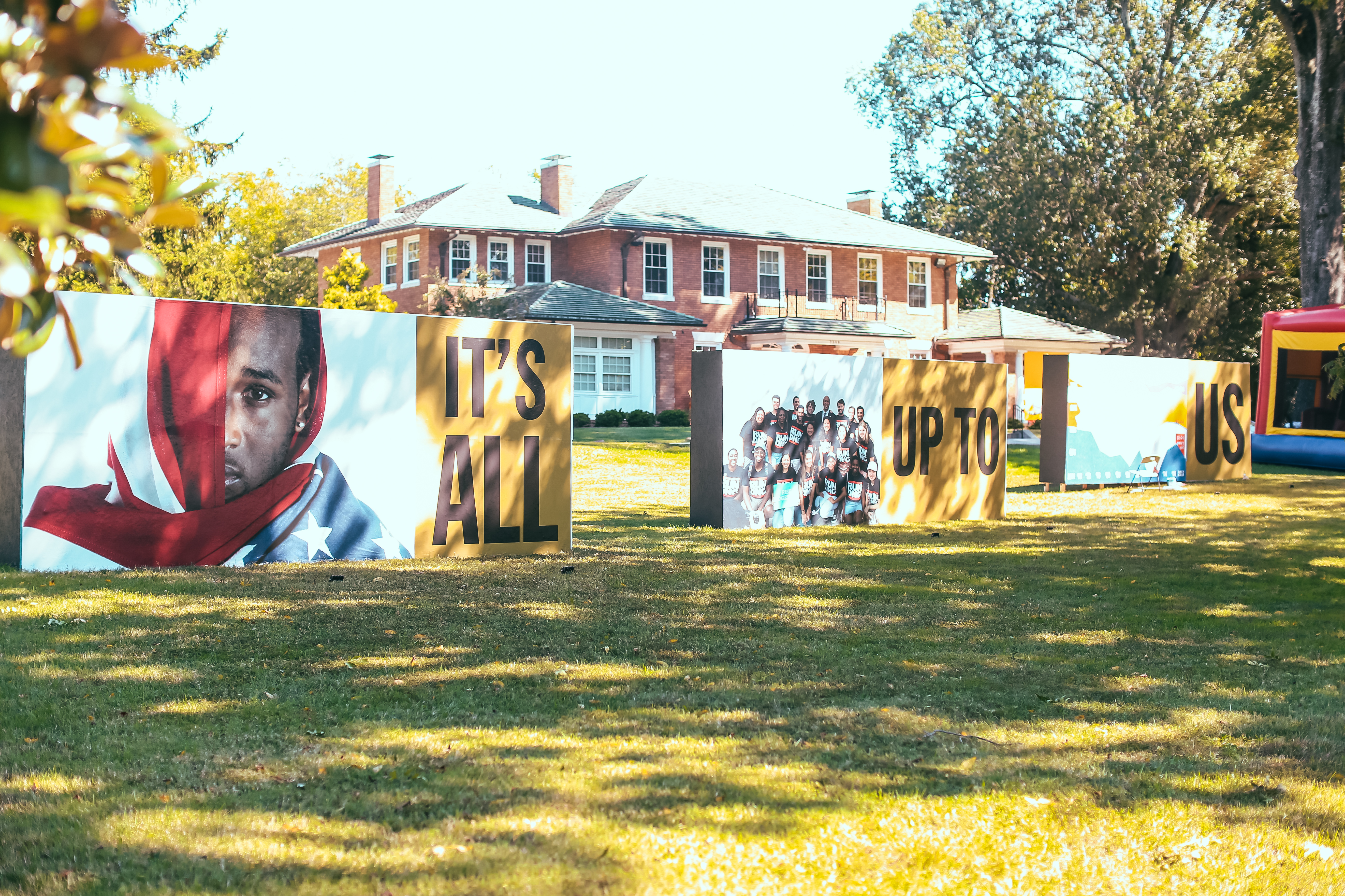 UP TO US Exhibit: How Art Framed Discussions in NC About 2016 ...